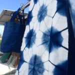 Mei Line @ Buaisu, Part 1: advanced indigo dying and reserve techniques course