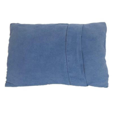 Mei Line natural dyes, Indigo cushion