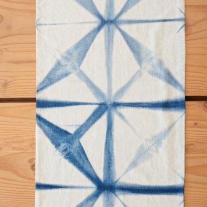 Mei Line natural dyes, Indigo shibori