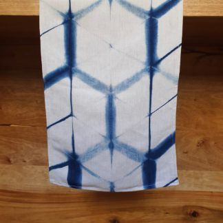 Chemin de table Mei Line Shibori