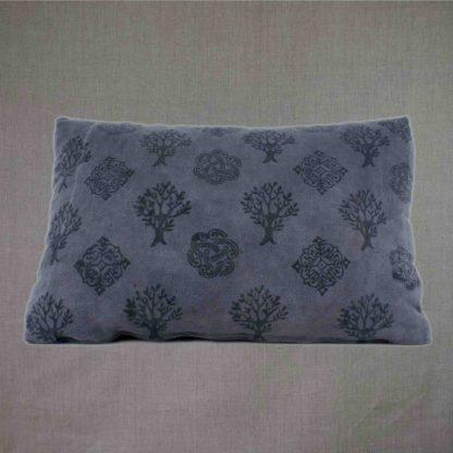 Mei Line cushion block print